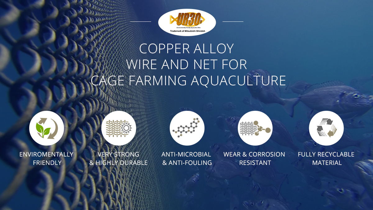 UR30® Copper Alloy Wire